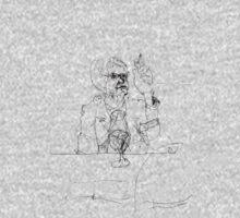 Smoking Ribe Woman by jdbauer