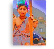 Cuenca Kids 591 Canvas Print
