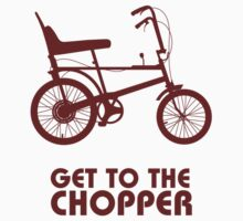 Get to the chopper (red) by buud