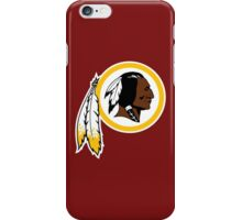 Washington Redskins iPhone Case/Skin
