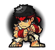Puzzle Spirit: Ryu by Legendarymutt