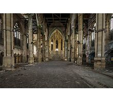 The Church of Giants Photographic Print