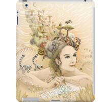Inner world iPad Case/Skin