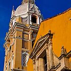 Columbia. Cartagena. Cathedral. by vadim19