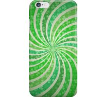 Shamrock Light Print Texture Pattern iPhone Case/Skin