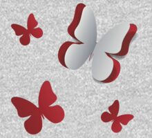 Cut out butterflies Kids Clothes