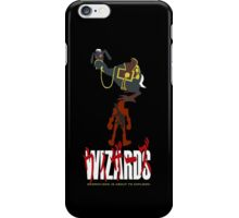 Scorch One Is About To Explode! iPhone Case/Skin