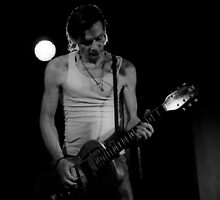Chris Whitley by Lucas Packett