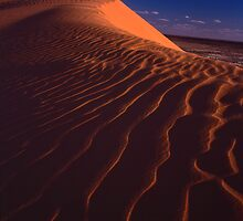 Big Red Dune by Albert Sulzer