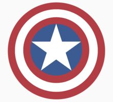 Captain America's Shield  by Cpotey