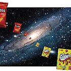 Celestial Snacks by gnarlynicole