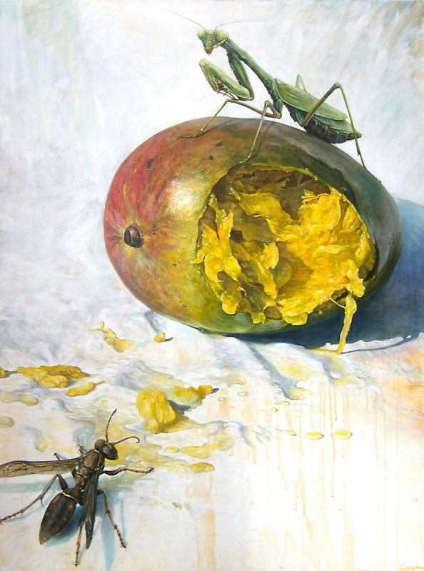 """Mango and Mantis"" by Joe Helms"