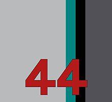 Hamilton 44 by HNRYdesign