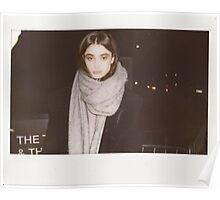 Taylor Marie Hill Model Polaroid Reem Acra Poster
