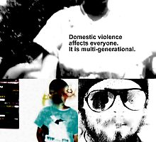 Violence is Contagious by Marie Monroe