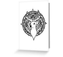 Oh Deer. Greeting Card