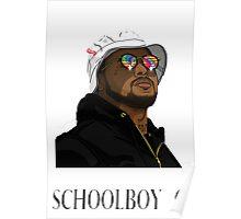 Schoolboy Q Poster