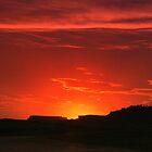 Fire Sky by Allen Gaydos