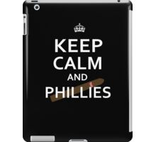 Keep Calm And Phillies Funny iPad Case/Skin