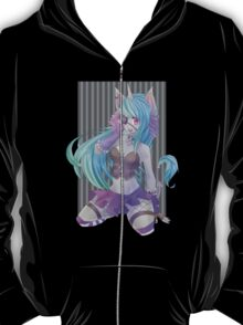Creepy Cute unicorn girl T-Shirt