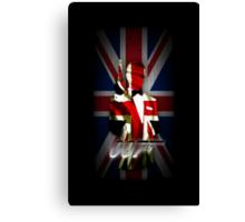 James Bond- 007 iphone case Canvas Print
