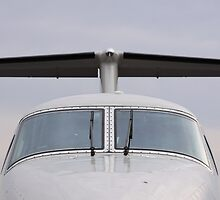 Beechcraft Kingair 200 T-Tail by Marc Payne Photography