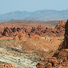Valley Of Fire by Mike Herdering