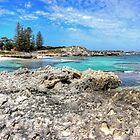 The Basin -  Rottnest Island WA - Panorama by Colin  Williams Photography