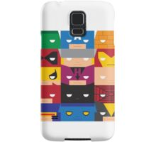 SuperBlocks - Marvel Samsung Galaxy Case/Skin