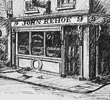John Kehoe's Pub by Alan Hogan