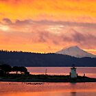 Thanksgiving Sunrise by Bryan Peterson