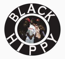 Black Hippy by MiddourDesign