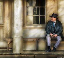 The Mayor by Mike  Savad