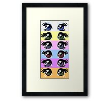 Big Eyes  Framed Print