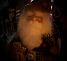 Old World Santa by imagesbydale