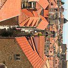 Dubrovnik Sky Scape by elspeth2000