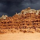 Goblin Valley State Park, Utah by Alex Preiss