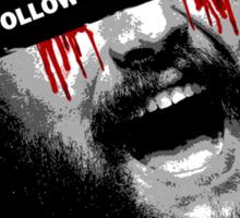 Follow The Buzzards - Bray Wyatt Sticker