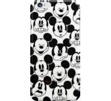 Mickey Mouse!! iPhone Case/Skin