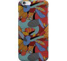 Colorful Earth Design iPhone Case/Skin