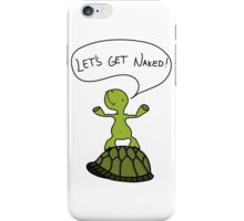 Sassy Turtle iPhone Case/Skin
