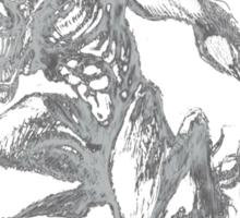 Lycanthrope Sticker