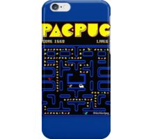 pac pug iPhone Case/Skin