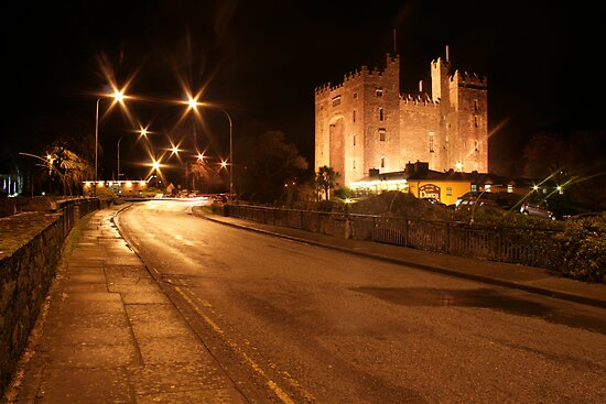 Bunratty castle by John Quinn