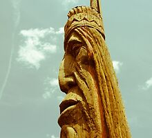 Indian Chief - Ocean City, Maryland by JerryINOCMD