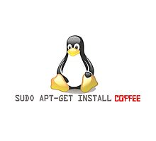 Linux - Get Install Coffee by brzt