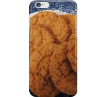 Oat Flake and Honey Crunchy Biscuits iPhone Case/Skin