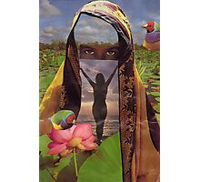 M Blackwell - Sacred and Everlasting Love... Photographic Print