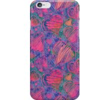 Hearts Chalky Design iPhone Case/Skin