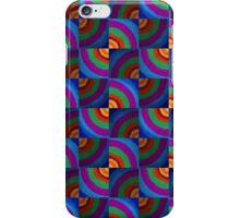 Tones of Blue Design iPhone Case/Skin